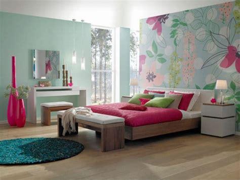 tapisserie de chambre chambre ado fille 40 idées déco qui vont vous faire