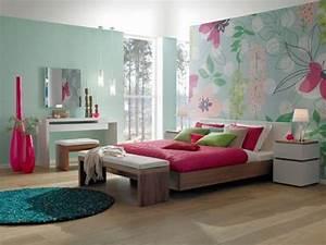 chambre ado fille 40 idees deco qui vont vous faire With couleur qui va avec le bois 18 a la recherche de la plus belle maison du monde