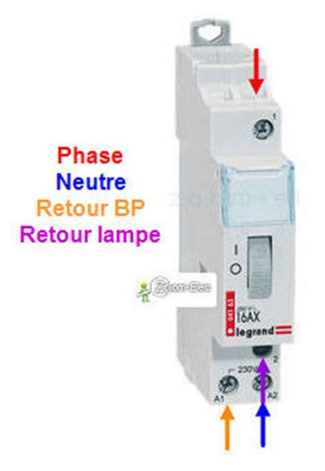 Schema De Cablage Telerupteur Legrand 49107