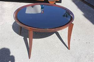 fashionable round glass top coffee table house photos With circular glass top coffee table