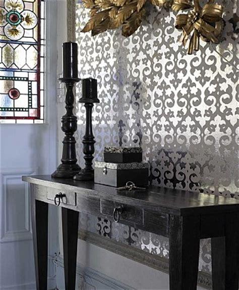 mirror wallpaper  walls gallery