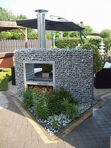 Kit A Gabion : barbecues en gabion pierre et sol fournisseur et n goce ~ Premium-room.com Idées de Décoration