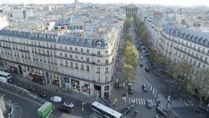 Street Of Paris Top View by MEDIA_SOLUTION | VideoHive