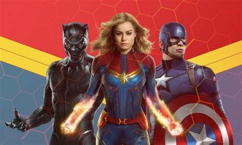 Captain Marvel DVD Release Date, Torrent, Cast And Who Is ...