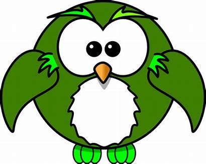 Owl Flying Clip Clipart Snowy Cartoon Clker