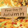 First Day Of Fall 2019 calendar    greetingscom 115 x 115 · gif