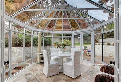 All Glass Sunroom by 50 Contemporary Sunrooms With Charming Spaces
