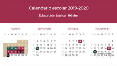 calendario escolar sep imagen unon queretaro