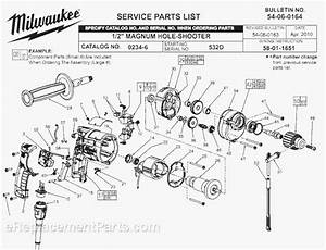 Milwaukee Power Drill Switch Wiring Diagram