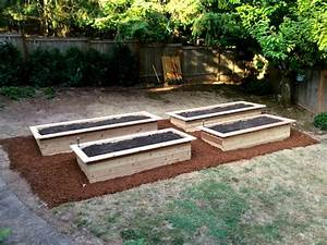 Raised Garden Beds — Portland Edible Gardens: Raised