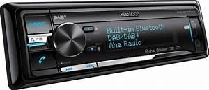 Kenwood Kdc Bt73dab Vehicle Radio Cd Mp3 Player Audio