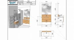 Coiffeuse Salle De Bain : installer une coiffeuse dans sa salle de bain atlantic bain ~ Teatrodelosmanantiales.com Idées de Décoration