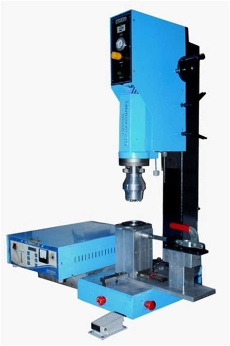plastic welding machines ultrasonic plastic welding machine  khz  watts