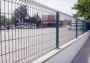 Cloture Du Melantois : cl ture grillage ou mur ~ Voncanada.com Idées de Décoration