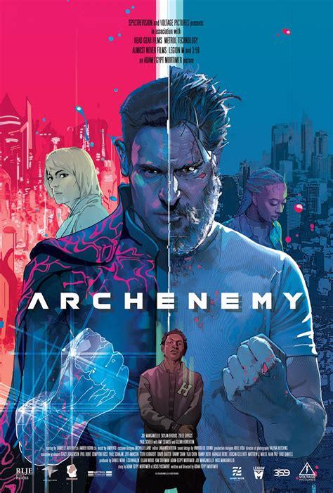 Archenemy (2020) Poster #1 - Trailer Addict