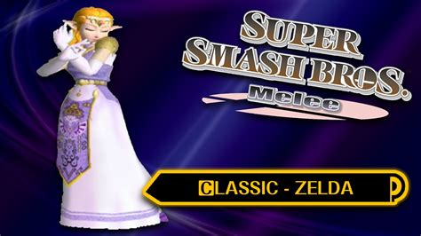 Classic Zelda Super Smash Bros Melee Youtube