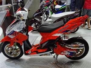 50 Foto Modifikasi Honda Vario 150 Touring Paling Sporty