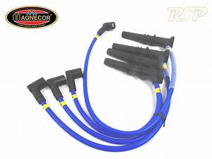 Magnecor 8mm Ignition Ht Leads Wires Cable Renault Clio Sport 172 2 0 16v 99
