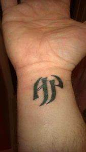 40 Letter P Tattoo Designs, Ideas and Templates - Tattoo ...
