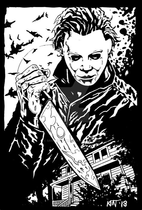 Super Scary Halloween Coloring Pages by Halloween By Samuel Hain On Deviantart