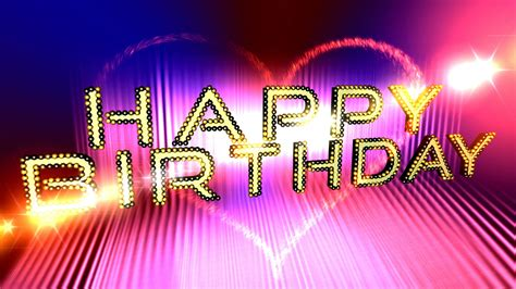 Animated Birthday Wallpaper - animation happy birthday wallpaper picture free