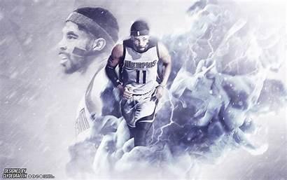 Conley Mike Grizzlies Memphis Wallpapers Basketball Nba