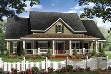country houseplans home design