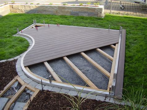 Garten Ideen Holz Haloring