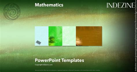mathematics powerpoint templates