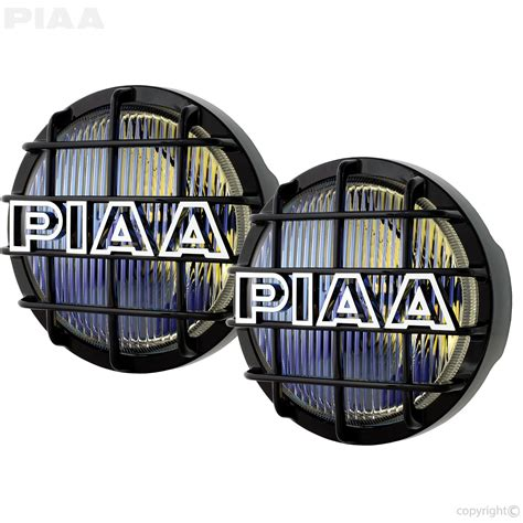 Piaa Fog Lights by Piaa 520 Ion Yellow Fog Halogen L Kit 05291