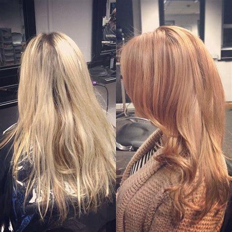 Best Strawberry Box Dye by Best 25 Light Hair Ideas On Light
