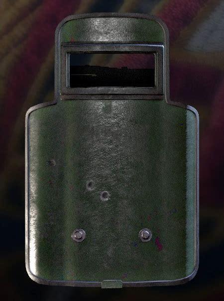 Rainbow Six Siege Ballistic Shield