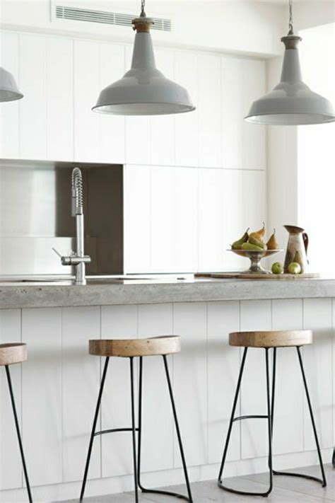 Tabouret De Bar Cuisine Comment Adopter Le Tabouret De Bar Dans L Int 233 Rieur Moderne