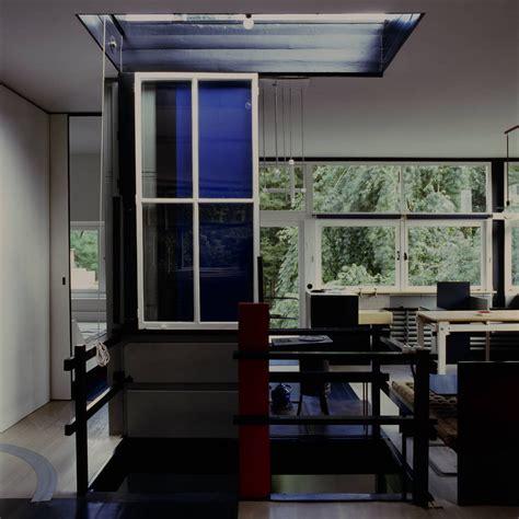Gerrit Rietveld Haus Schröder by Gerrit Rietveld
