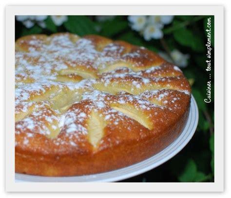 cuisiner des gateaux gateau moelleu mascarpone pomme cuisiner