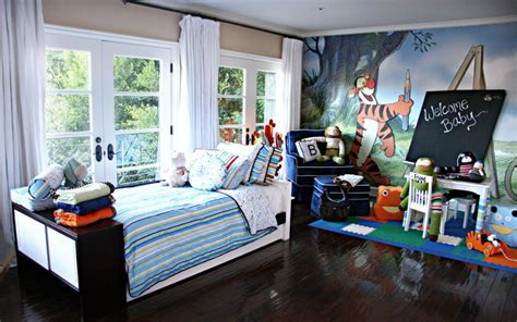 5 Celebrity Kids' Rooms To Inspire You Today Kids