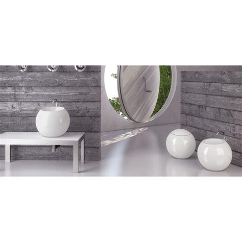 vaso scarico a parete vaso terra scarico a parete bianco sfera disegno ceramica