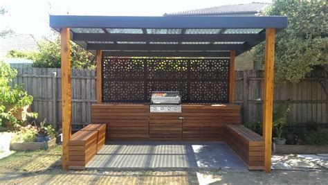 outdoor bbq area outdoor bbq entertaining area landscaping services melbourne 0409 004 404