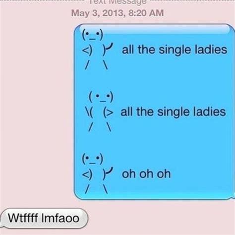 Single Ladies Meme - single ladies
