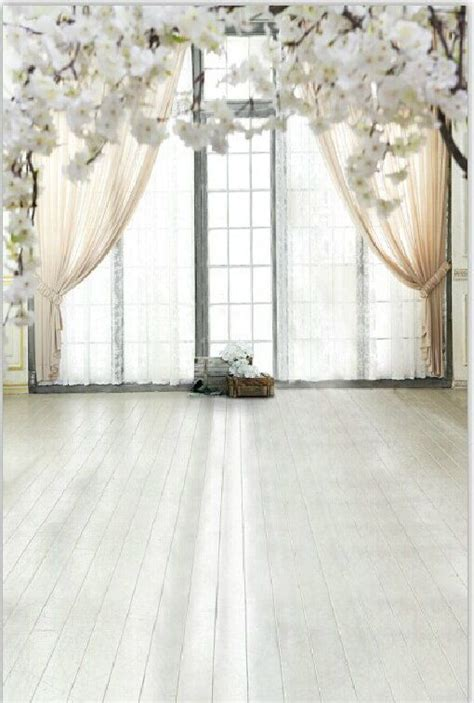 xft wedding home decor pure white vinyl photography