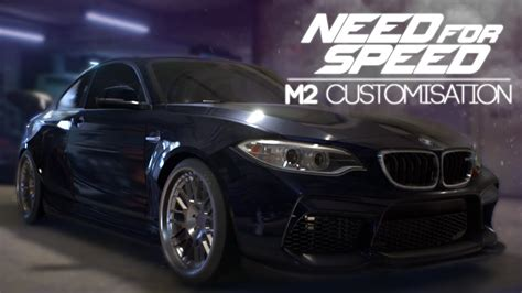 need for speed 2015 bmw m2 customisation and gameplay