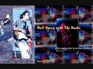 Neil Young & the Ducks -Windward Passage - YouTube