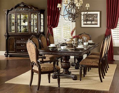 Buy 9pc Homelegance Russian Hill Dining Room Set By. Tile Kitchen Backsplash Designs. Tuscan Kitchen Design. Islands Kitchen Designs. Kitchen Lighting Designs. Small Modern Kitchens Designs. Kitchen In Small Space Design. Log Home Kitchen Design. Design Your Kitchen Free