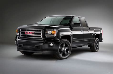 2015 Gmc Sierra Elevation Edition Starts At ,865