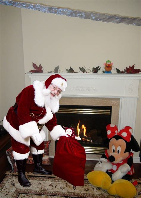 santa in my living room teddyoutready i santa in my living room
