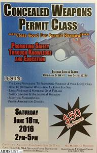 ARMSLIST - For Sale: Concealed Carry Class