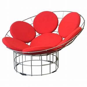 Verner Panton Chair : verner panton peacock chair for sale at 1stdibs ~ Frokenaadalensverden.com Haus und Dekorationen