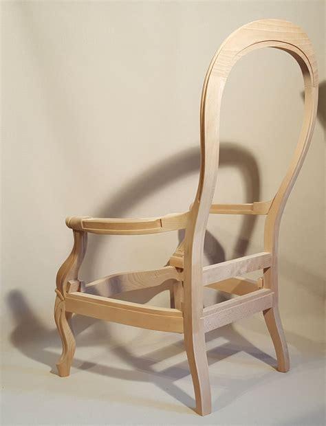 fauteuil voltaire violon riche les beaux sièges de