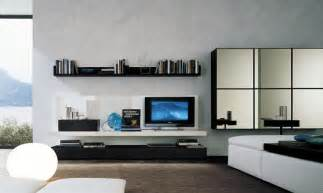 Home Interior Tv Cabinet Modern Wall Units