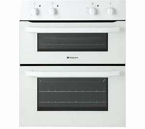 Buy Hotpoint Uh51w Electric Double Oven